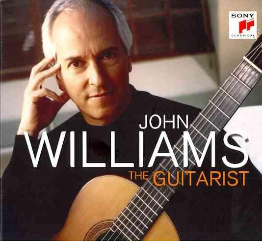 JOHN WILLIAMS:GUITARIST BY WILLIAMS,JOHN (CD)