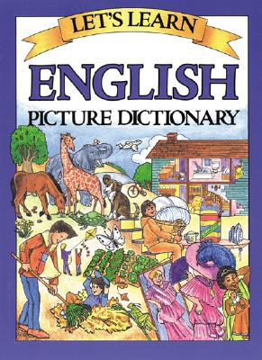 Let's Learn English Picture Dictionary By Goodman, Marlene (ILT)