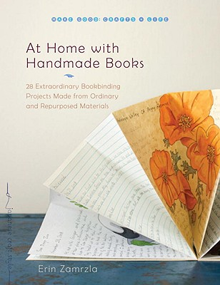 At Home With Handmade Books By Zamrzla, Erin